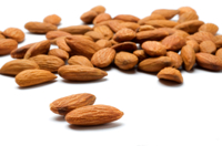 almonds Dealing with Food Allergies When Dining out