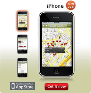 iPhone App1 OpenTable Mobile Apps: More Than 1 Million Served