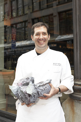 Chef Michael Anthony Chef Michael Anthony Talks About Dining with His Kids at Gramercy Tavern