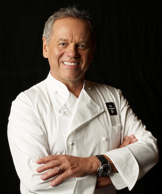 Wolfgang Puck Chef Wolfgang Puck on Dining Out with Kids