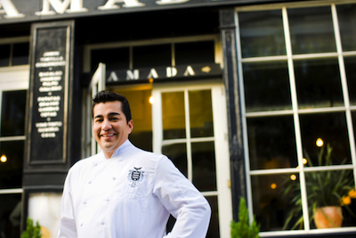 Chef Jose Garces Iron Chef Jose Garces on Inheriting His Love of Cooking from His Mother