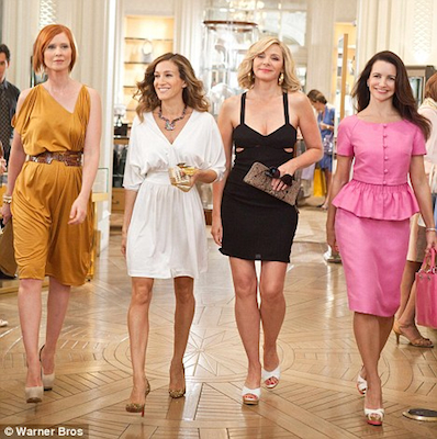 SATC 2 Sex and the City 2 Twitter Trivia Dinner Giveaway: Follow @OpenTable Today