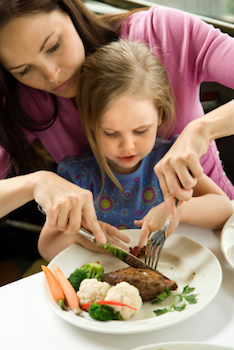 Dining Out With Kids Dining Out With Kids: Whats Your Opinion?