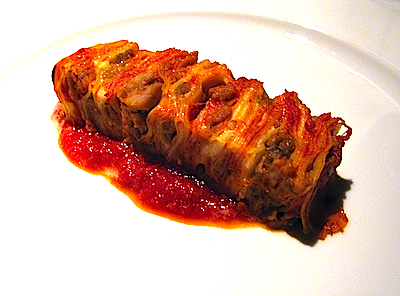 Hundred Layer Lasagne Del Posto Hundred Layer Lasagne and Other Over the Top Signature Dishes
