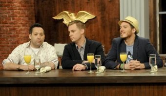 TCDC4 Spike Top Chef D.C. Episode 4: The Last Supper