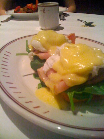 Eggs Benny Eastern Standard Bloggers Take a Restaurant Week Boston Daycation, Courtesy of Southwest Airlines