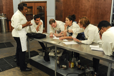Kelly in Charge Top Chef D.C. Episode 11: Amanda Strikes Out