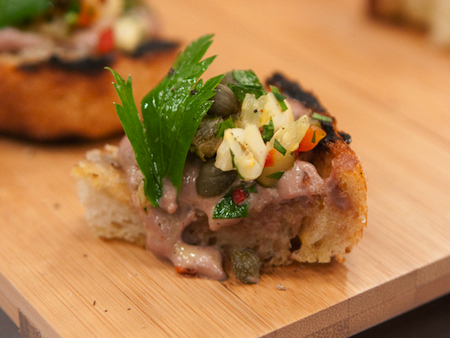 Next Iron Chef Marc Forgione App Ep3 The Next Iron Chef Episode 3: In a Pickle with Chef Marc Forgione