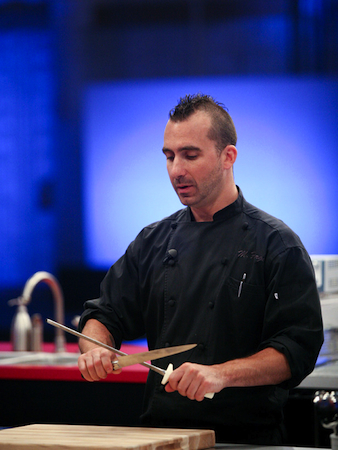 Next Iron Chef Marc Forgione Ep 3 The Next Iron Chef Episode 3: In a Pickle with Chef Marc Forgione
