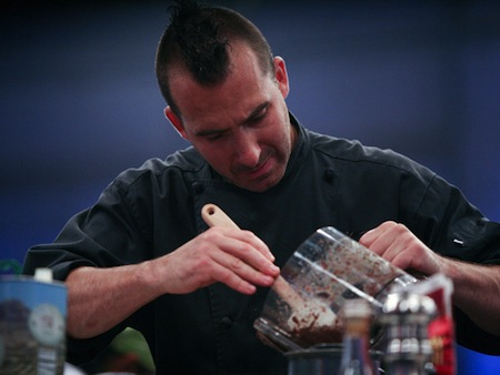 Next Iron Chef Marc Forgione Ep3 B The Next Iron Chef Episode 3: In a Pickle with Chef Marc Forgione