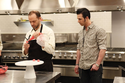 TCJD 7 Eric Top Chef Just Desserts Episode 7: War of the Roses Leads to Demise of Team Diva