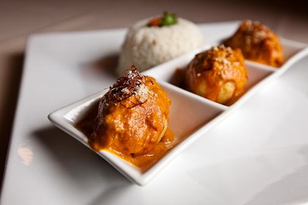 House of India Chicken Go Thanksgiving Shopping Today...for an OpenTable Spotlight Offer!