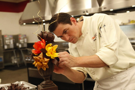 TCJD 8 Morgan Top Chef Just Desserts Episode 8: Michael Laiskoniss Take on the Tea Party...