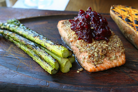 Maxs PHI salmon Todays Specials: OpenTable Spotlight Offers in LA, NY, and SF