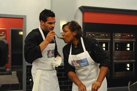 Top Chef Season 8 Episode 1 Angelo Top Chef Season 8 Episode 1: Wanna Be Startin Somethin...