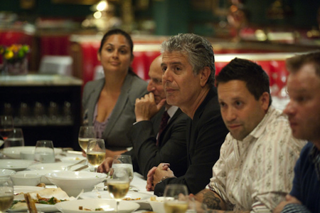 Top Chef Season 8 Episode 1 Bourdain Top Chef Season 8 Episode 1: Wanna Be Startin Somethin...