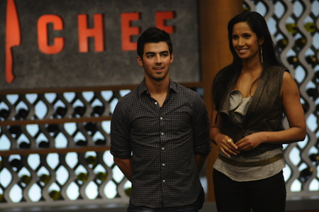 Top Chef Season 8 Joe Jonas Top Chef Season 8 Episode 2: Big Girls Dont Cry (Except When They Do)