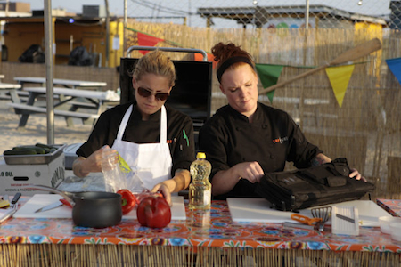 jamie Top Chef Season 8 Episode 6: Catch and Release