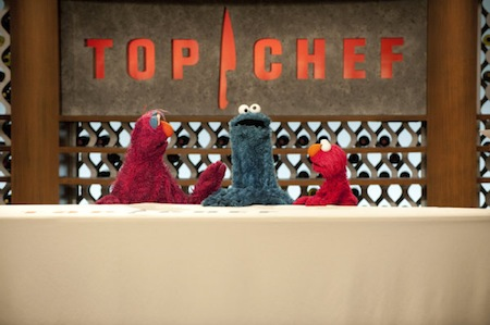 Best Judges Ever Chef Ed Cotton Talks Top Chef, Target and Elmo