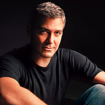 Clooney George Clooney + Eva Mendes Top Celeb Dream Dates; PDA OK on Valentines Day
