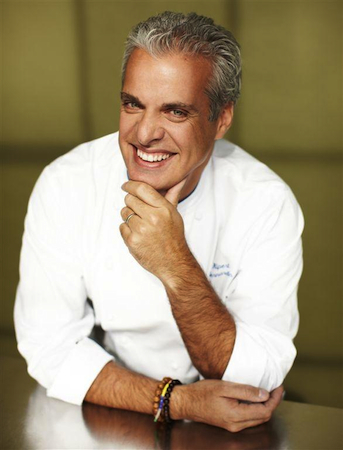 Eric Ripert 2011 50 Best Service Restaurants in the U.S.; Le Bernardin Chef Eric Ripert Reacts to Win