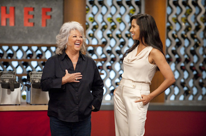 Paula and Padma Southern Discomfort: Chef Ed Cotton Recaps Top Chef All Stars Episode 11