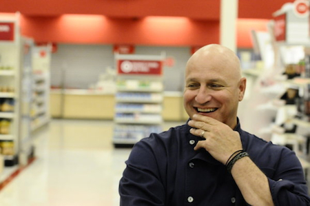 Tom Socks Chef Ed Cotton Talks Top Chef, Target and Elmo