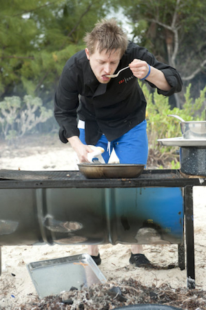 Richard Blais Who Failed This Weeks Top Chef Test? Chef Ed Cotton Walks Us Through the Ep