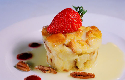 CreoLa Bread Pudding Tuesday Spotlight Offers: Valentino in LA + NYCs The Cupping Room + CreoLa in SF