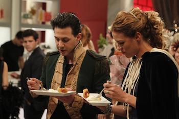 TCJD 2 1 Sideburns The Town Dish Dishes on Bravo's Top Chef: Just Desserts Season 2 Premiere