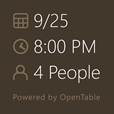 41 Windows Phone Mango: OpenTable Mobile Upgrades Are Here!