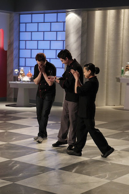 TCJD 2 10 Hokey Pokey Top Chef Just Desserts Season 2 Finale: Michael Laiskonis on MOFs and Motifs