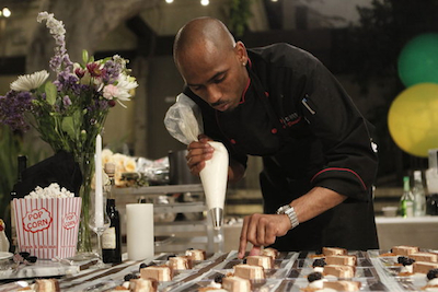TCJD 2 8 Orlando Top Chef Just Desserts Season 2 Episode 8: Laiskonis on Payard, Pie + Ceramic Pigs