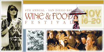 SDBayFoodWineFestival Win 2 Tickets to Brunch + Beyond at the San Diego Bay Food + Wine Festival