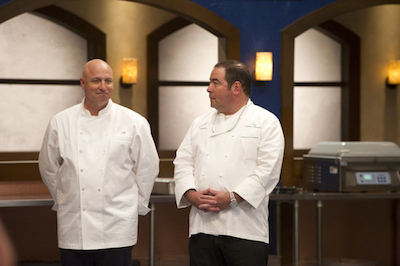 Top Chef 1 Emeril Top Chef: Texas Premiere: Chef Ed Hardy Tunes in With OpenTable