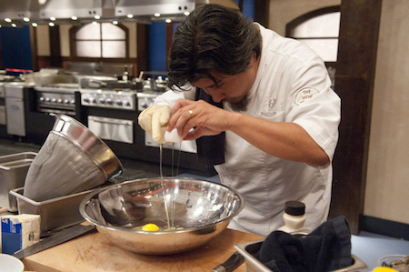 Top Chef Texas 2 Ed Top Chef: Texas Episode 2: Chef Ed Hardy on the Bubble Bunch, French Chefs + Veal