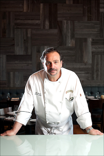 Chef Russo Heartland Restaurant Chef Lenny Russo Recommends the Chefs Table for Romance