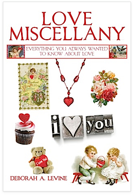 Love Miscellany Love Miscellany Author Deb Levine Talks Aphrodisiacs + Valentines Day Food