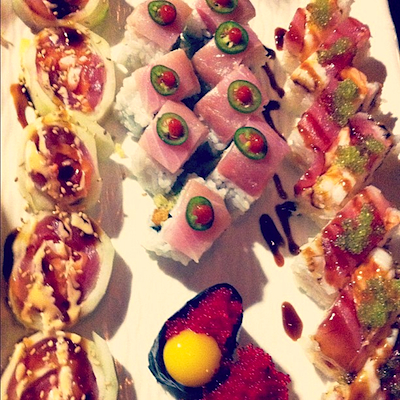 Dish Trip Bottle Rocket Sushi Dish Trip ATL: 48 Hours + 13 Restaurants with Mary Bigham + Amy Strauss, Part II