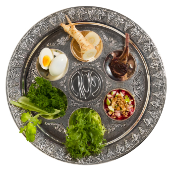 Seder Plate Passover Restaurant Reservations: Reserve a Seat at a Special Seder