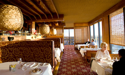 Crows Nest OpenTable Diner Reviews Reveal Top 100  Scenic View Restaurants