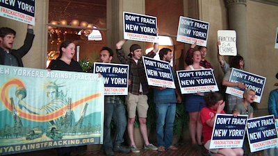 Fracking No Fracking Way: Join NY Chefs at Anti Fracking Fundraiser in Brooklyn, 7/26