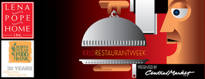 DFW KRLD RW 2012 On Our Plate: DFW KRLD + DC Restaurant Weeks Extended; NYC GO Prix Fixe in NYC thru 9/3; Best Late Night Restaurants; Miami Spice + COOLINARY NOLA