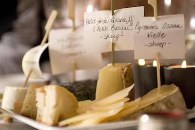 cheese course Trending on Recent OpenTable Restaurant Reviews: The Cheese Course