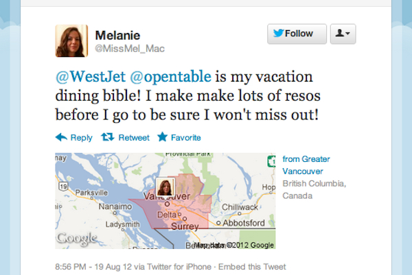 tweet of the week 082412 Tweet of the Week: Making Sure You Dont Miss Out When Youre on Vacation