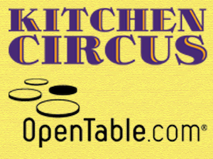 Kitchen Circus Seattle Foodies: Enter to Win Tickets to the 11/13 Kitchen Circus Dinner at Rovers!