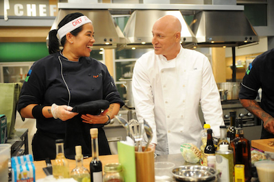 TCSeattle6 Tom and Josie 10 Things You Need to Know about Top Chef Seattle Episode 6
