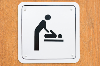 Changing Table Counter Service Under Scrutiny; Dining Table as Changing Table + More News