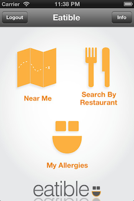 Eatible App for Dining with Allergies; Bad Food Trends; Five Diamond Restaurants + More