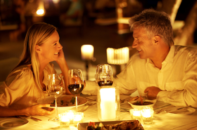 Romantic Dining Trends OpenTable Survey Reveals Valentine's Day Dining Trends: When Valentine's Day Bookends a Weekend, It's Typically Good for Restaurants    and Diners!